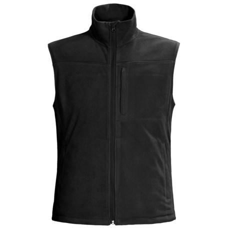 Woolrich Transit Microfleece Vest (For Men)