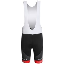 Craft Sportswear RadioShack Leopard Trek Replica Bib Shorts (For Men)