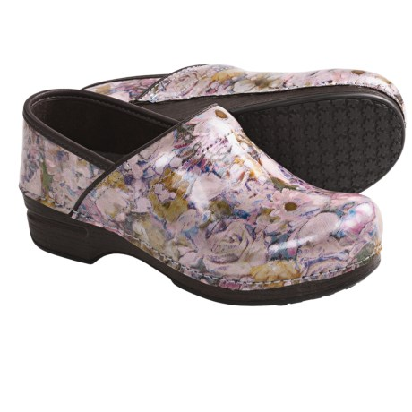 Dansko Pro XP Leather Clogs (For Women)