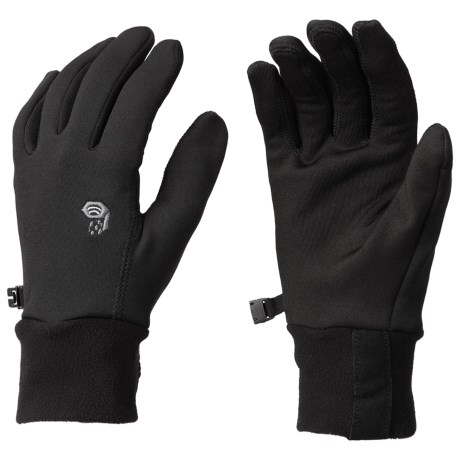 Mountain Hardwear Stimulus Stretch Gloves (For Men)