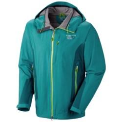 Mountain Hardwear Sitzmark Dry.Q® Elite Jacket - Waterproof (For Men)