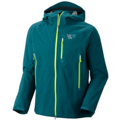 Mountain Hardwear Spinoza Dry. Q Elite Jacket - Waterproof (For Men)