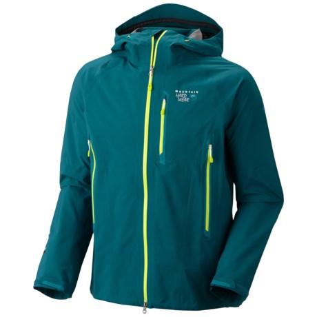 Mountain Hardwear Spinoza Dry. Q Elite Jacket - Waterproof (For Men)