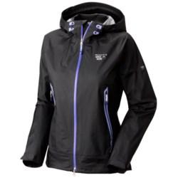 Mountain Hardwear Quasar Dry.Q Elite Jacket - Waterproof (For Women)
