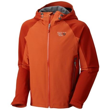Mountain Hardwear Isomer Soft Shell Jacket (For Men)