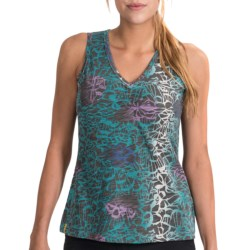 Lole Peace 2 Tank Top - Organic Cotton Slub (For Women)