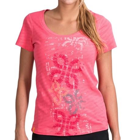 Lole Ellie Shirt - Organic Cotton, Short Sleeve (For Women)