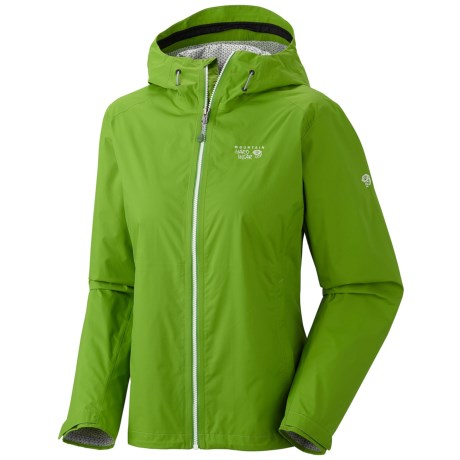 Mountain Hardwear Plasmic Dry.Q® Evap Jacket - Waterproof (For Women)