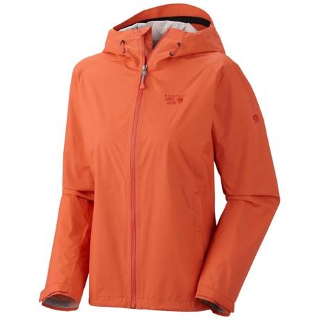 Mountain Hardwear Plasmic Dry.Q® Evap Jacket - Waterproof (For Women)
