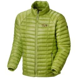 Mountain Hardwear Ghost Whisperer Down Jacket - 850 Fill Power (For Men)