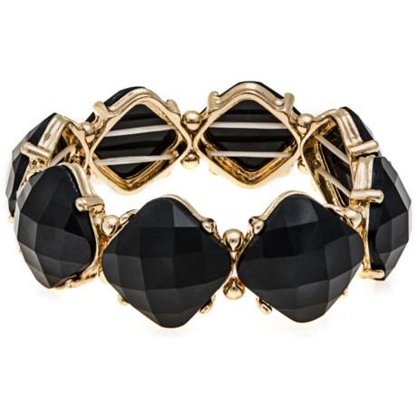 Cara Accessories Bubble Bracelet