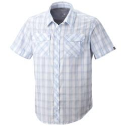 Mountain Hardwear Yohan Shirt - Snap Front, Short Sleeve (For Men)
