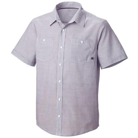 Mountain Hardwear Caskin Shirt - Short Sleeve (For Men)