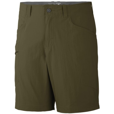 Mountain Hardwear Mesa V2 Shorts - UPF 50 (For Men)