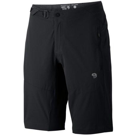 Mountain Hardwear Rifugio Trek Shorts - UPF 50 (For Men)