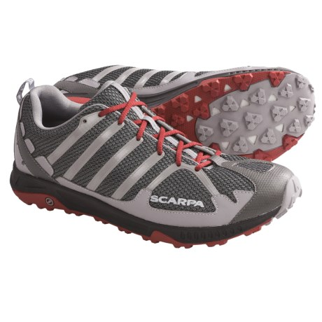 Scarpa Tempo Trail Running Shoes (For Men)