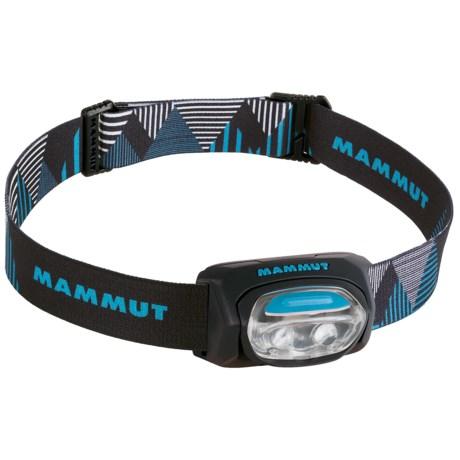 Mammut T-Base LED Headlamp