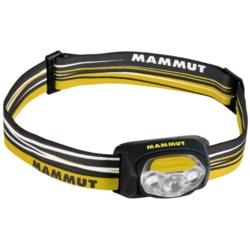 Mammut T-Peak LED Headlamp