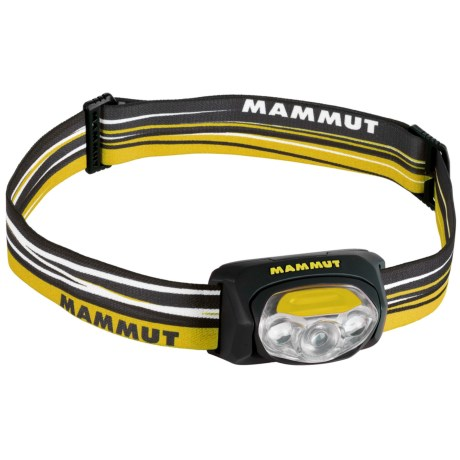 Mammut T-Peak LED Headlamp