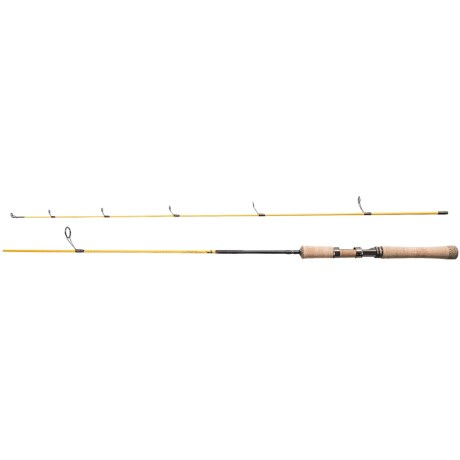 Eagle Claw Powerlight Spinning Rod - 2-Piece, 4-12 lb. Test