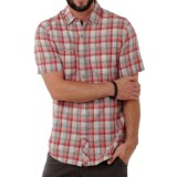 Horny Toad Smythy Plaid Shirt - Short Sleeve (For Men)