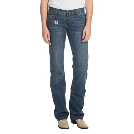 Tin Haul Mimi X-Boyfriend Jeans - Straight Leg (For Women)