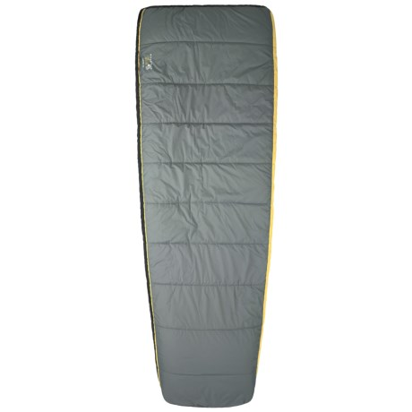 Mountain Hardwear 35°F/50°F Flip Sleeping Bag - Regular, Semi-Rectangular