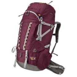 Mountain Hardwear Lomasi 60 Backpack - Internal Frame (For Women)