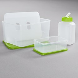 OGGI Chill-To-Go Lunch Box Set - 4-Piece
