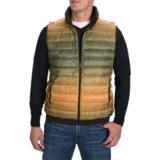 Comstock & Co. Down Vest (For Men)