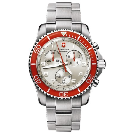 Victorinox Swiss Army Maverick GS Chronograph Watch (For Men)