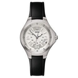 Victorinox Swiss Army Base Camp Watch - Rubber Strap (For Women)