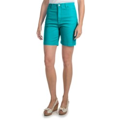 FDJ French Dressing Suzanne Shorts - Colored Denim, Stretch (For Women)