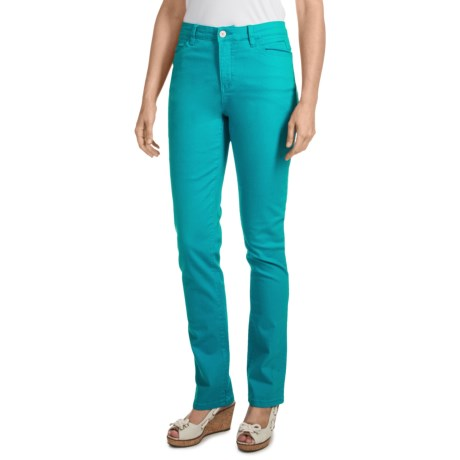 FDJ French Dressing Olivia Slim-Leg Pants - Colored Denim, Stretch (For Women)