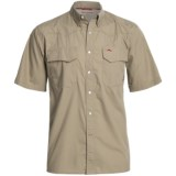Simms Bozeman Shirt - UPF 30+, Short Sleeve (For Men)