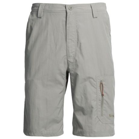 Simms Flyte Shorts - UPF 50+ (For Men)