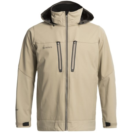 Simms Guide Soft Shell Jacket - Windstopper® (For Men)