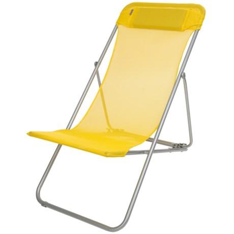 Lafuma Transaluxe Beach Chair