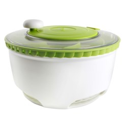 Dexas Turbo Fan Salad Spinner