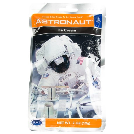 Backpacker's Pantry Astronaut Neapolitan Ice Cream - Single Serving