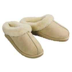 Acorn Klog Slippers - Sheepskin (For Women)