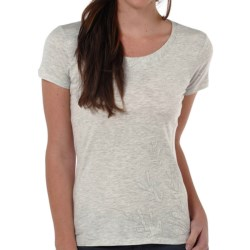 Horny Toad Damiana T-Shirt - Organic Cotton Blend, Short Sleeve (For Women)