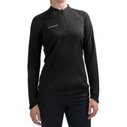 Mammut MTR 201 Shirt - Zip Neck, Long Sleeve (For Women)