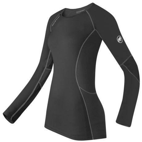 Mammut All-Year Base Layer Top - Long Sleeve (For Women)