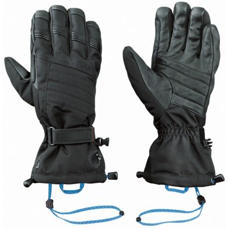 Mammut Comfort Pro Gloves - Waterproof, Insulated (For Men)
