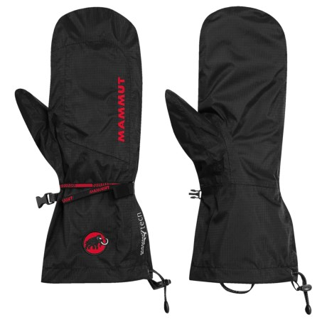 Mammut Cover Mittens - Waterproof (For Men and Women)