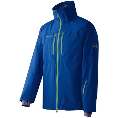 Mammut Daybreak Ski Jacket - Waterproof, Insulated (For Men)