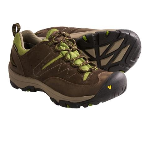 Keen Susanville Low Trail Shoes - Waterproof (For Women)