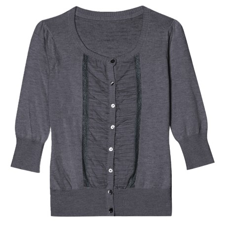 Aventura Clothing Molly Cardigan Sweater - Elbow Sleeve (For Women)