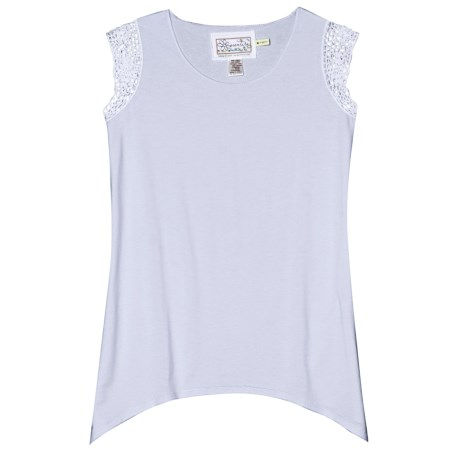 Aventura Clothing Kierra Shirt - Organic Cotton-Modal, Sleeveless (For Women)